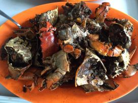Blackpepper Crab