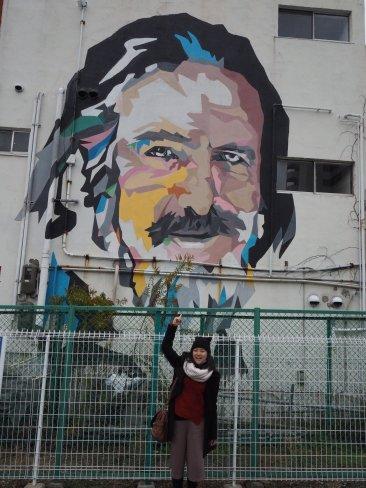 Found Einstein in Japan!