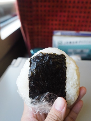 Onigiri from obaasan
