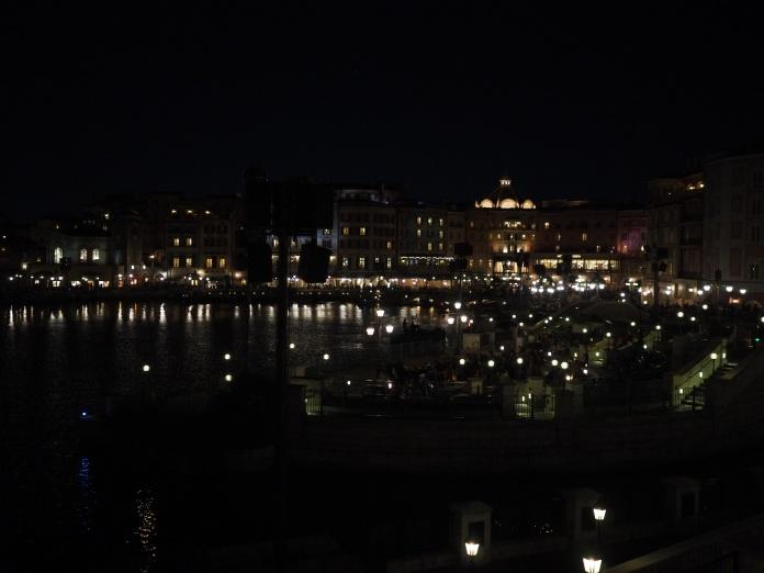 view to Mediterranean Harbor